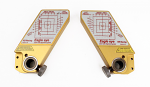 Close Out! Eagle Eye Aluminum Front End Laser Alignment Gauge, 17mm and 25mm