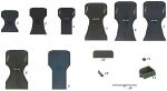11. AFS.00258 CRG Floor Tray Rubber Grommet