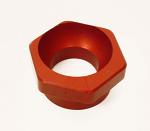 Arrow Red Aluminum Adjuster Pill, More offset than Standard Arrow Pill, 10mm