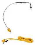 New! Mychron EGT Exhaust Gas Sensor for ROK Vortex and Shifter Engines with Yellow Patch Cable