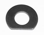 "8128 Jackshaft Weld On Steel Bearing Hanger Plate, Fits 5/8"" Bearing"