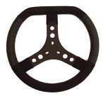 "Out of Stock - KG ""Extra Wide"" Suede Steering Wheel"