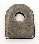 "Floor Tray Tab 1/4"" Hole"