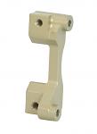 M. 0226.EC Tony Kart OTK Rear Caliper 10mm Offset Support Spacer for 180mm Brake Disc