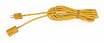 Mychron 10 Foot Yellow Box End Patch Cable