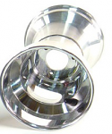 """Van-K 6"""" Diameter One Piece American Pattern Wheel, 10 1/2"""" X 6"""""""