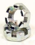 5/8-18 Slotted Castle Nut