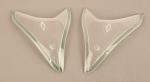 4950 Arai Helmet Replacement Part TDR Duct-2, Clear