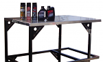 Streeter Aluminum Work Top for Top Rack of Stacker Stand