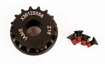 (118A) X30125555C 16 tooth Sprocket MY09 Leopard