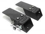 PKT Pedal Heel Risers with Pedal Mounting Bolts