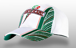 0166.DB Tony Kart White Hat