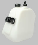 DPE-FT9K02 Arrow 9 Liter Fuel Tank with Cap and Frame Clamp