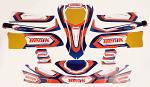 Benik Kart MK14 Cadet Bodywork Sticker Kit
