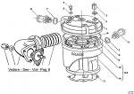 (9) IA-B-25825 Leopard Tie Rod Gasket O-Ring, for Cylinder Stud
