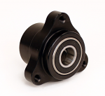 "Lightweight 5/8"" Front Hub, US Pattern, Black"