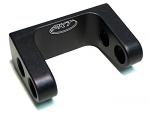 PKT Black Pedal Extension for OTK Tony Kart Aluminum Pedal