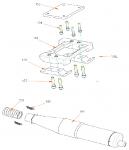 161. (780/RKT) Rok TT Exhaust Muffler Pipe