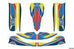 0307.I0FA 2016 FA Complete Sticker Kit, M6 Bodywork