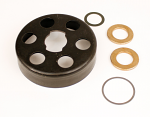 Max-Torque Double D Conversion Clutch Drum