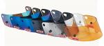 101 Series Simpson Helmet Shield - Shark, Vudo
