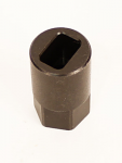Close Out - MY09 Leopard Starter Shaft Adapter End - Aluminum