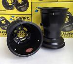 "Swift Components 180mm x 5"" Magnesium Metric Wheel, Pair"