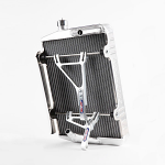 Sale! New Line Big Radiator with Mounting Brackets
