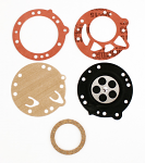 DG-3HW Rok VLR Carburetor Diaphragm and Gasket Kit