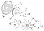 2. PRD-7126 Inner Pin for Clutch