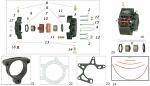 20. CRG.00364 CRG  Brake Caliper Rebuild Kit, 2000up