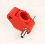 7./8. Birel Nylon 20mm Steering Shaft Block with 75mm Tie Rod