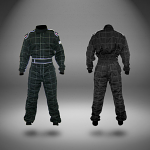 K1 Solid Color Nomex Car Racing Suit