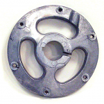 "1 1/4"" Appco Aluminum Sprocket Hub with Bolts"