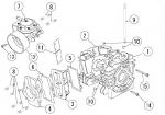 5. PRD-8143 Reedblock Gasket (Inner)*