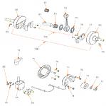61. (10315) Rok TT Crank Pin 20x50